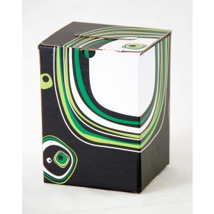 SEIL box® 3 litri grafica verde 145x129x190 mm
