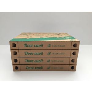 Dove vuoi! So green so good MEZZA TEGLIA 40X30