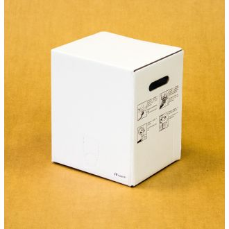 SEIL box® 10 litri bianca 235x195x283 mm