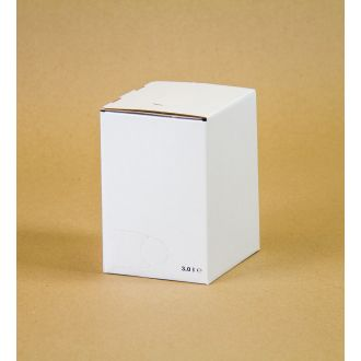 SEIL box® 3 litri bianca 145x129x190 mm